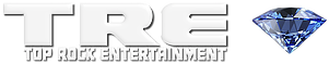 Top Rock Entertainment Logo